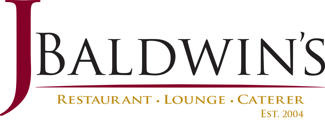J.Baldwin's Restaurant Lounge and Caterer, j baldwins dinner menu